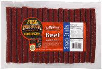 Old Wisconsin® Beef Sausage Snack Sticks 28 oz. Pack