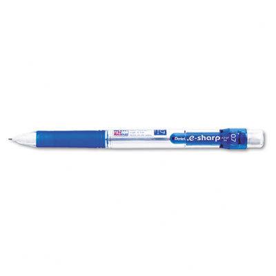 Pentel of America, Ltd. E-Sharp Mechanical Pencil, 0.7mm