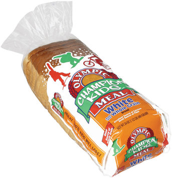 Olympic Meal White Champion Kids Bread 24 Oz Bag