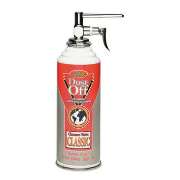 Falcon Dust-Off FGS Chrome Valve Cleaner
