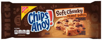 Nabisco Chips Ahoy! Soft Chunky Peanut Butter Cookies 10.5 oz. Pack