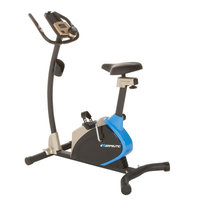 Exerpeutic 2000 Magnetic Upright Bike with Super Oversized Seat And Heart Pulse
