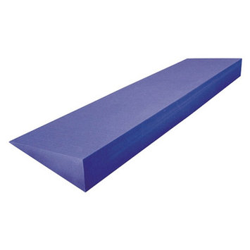 Aeromat 32510 Foam Yoga Wedge - Blue