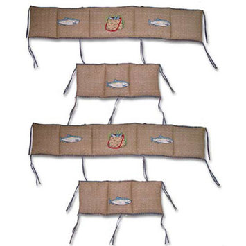 Patch Magic BCGOFI Gone Fishing Bumper Cover