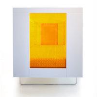 Spot On Square Alto Convertible Crib Finish: Tangerine