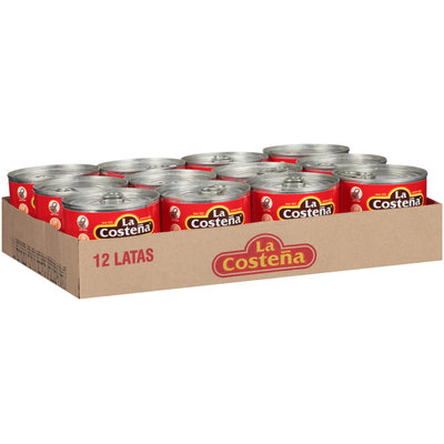 La Costena® Refried Pinto Beans 12-14.1 oz. Cans
