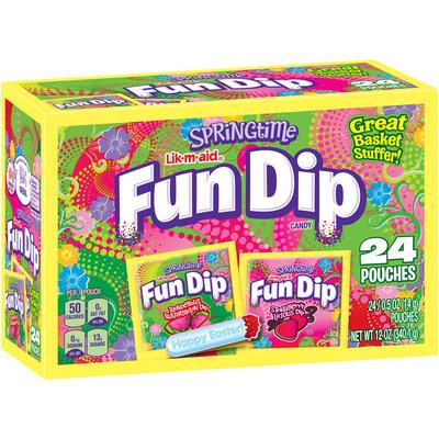 Springtime Fun Dip Candy