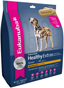 Eukanuba Healthy Extras Senior Maintenance Dog Treats 12 oz. Bag