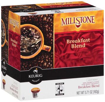 Millstone Breakfast Blend K-Cups Coffee 18 Ct Box