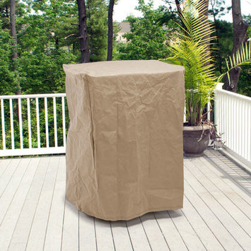 Budgeindustries All-Seasons Square Smoker Grill Cover Color: Tan