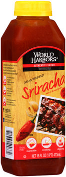 World Harbors® Asian Inspired Sriracha Sauce & Marinade 16 fl. oz. Bottle