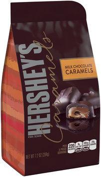 Hershey's® Milk Chocolate Caramels Candy 7.2 oz. Bag