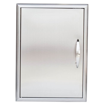 Barbeques Galore Stainless Steel Single Access Door