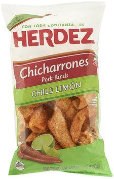 Herdez® Chile Limon Pork Rinds 4 oz. Bag