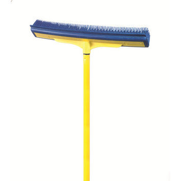 Yellow Top Smart Broom Multi Purpose Squeegee Broom Head