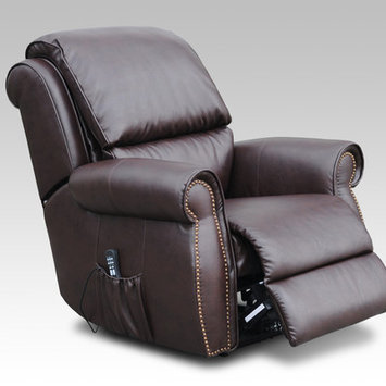 Ac Pacific Reclining Massage Chair