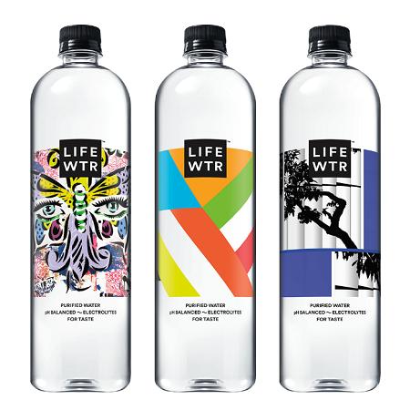LIFEWTR® Purified Bottle Water