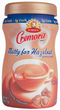Cremora Nutty For Hazelnut Reduced Carb Creamer