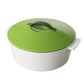 Revolution Giftbox Round Cocotte Color: Lime Green, Size: 2.75-qt.