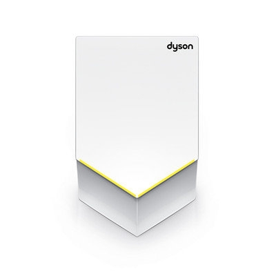 Dyson V Model AB 12 110-127 Volt Hand Dryer in White