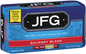 JFG Gourmet Blend Ground Coffee 11.5 Oz Vac Bag