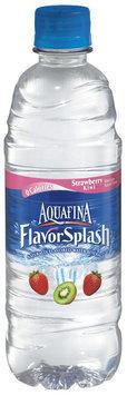 Aquafina® FlavorSplash® Strawberry Kiwi Water Beverage 16.9 fl. oz. Plastic Bottle