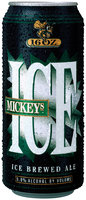 Mickeys Ice Brewed Ale