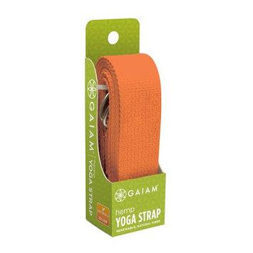 SPRI Yoga Strap-Hemp Fitness Equipment - Citrus