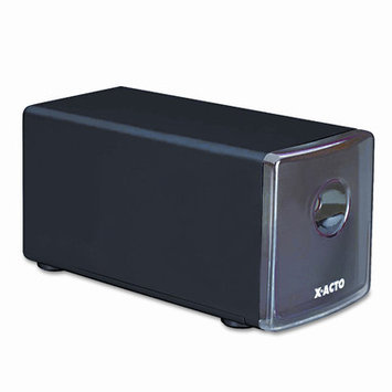 X-ACTO Heavy-Duty Desktop Electric Pencil Sharpener, Black