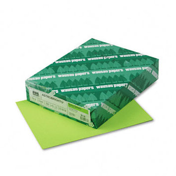 Wausau Papers Card Stock Paper