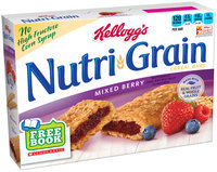Kellogg's® Nutri-Grain™ Mixed Berry Cereal Bars