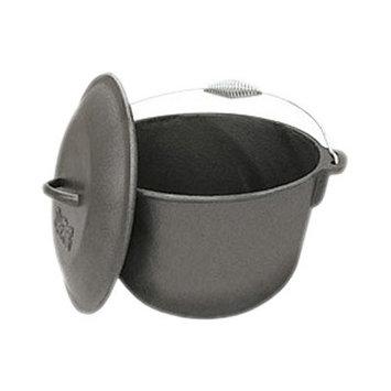 Bayou Classic 6 Quart Cast Iron Covered Soup Pot