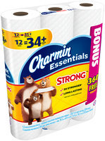 Charmin® Essentials Strong Toilet Paper