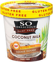 So Delicious® Dairy Free Coconut Milk Cookie Dough 1 pt. Carton