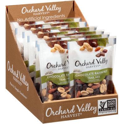 Orchard Valley Harvest® Chocolate Raisin Nut Trail Mix 2.25 oz. Bag