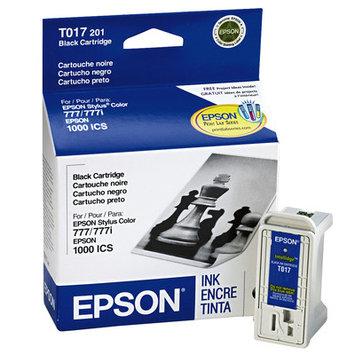 Epson T017201 Ink Cartridge, Black - Kmart.com