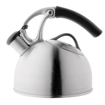 OXO - Good Grips Uplift Tea Kettle Brushed Stainless Steel