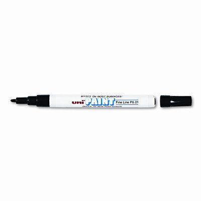 Sanford uni-Paint Marker, Fine Point, Black