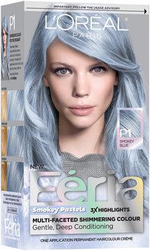 L'Oréal® Paris Feria® Smokey Pastels P1 Smokey Blue Hair Color