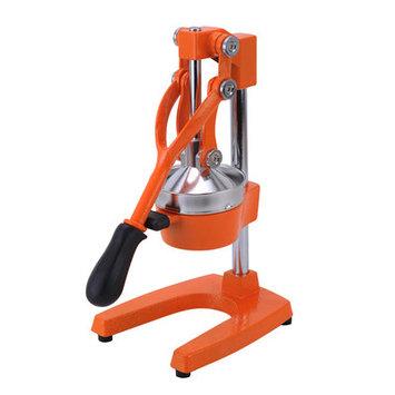 Royal Cook Professional Manual Citrus Juicer Color: Orange