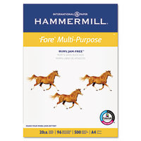Hammermill Fore MP Multipurpose Paper, 96 Brightness, 20lb, 500/Per Ream