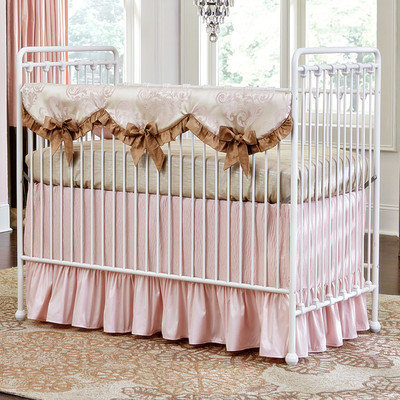 Babys Dream Furniture Inc Willa Convertible Crib Finish: Snowdrift