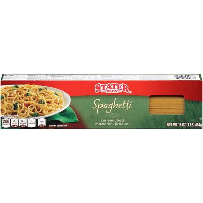 Stater Bros.® Spaghetti Pasta 16 oz. Box