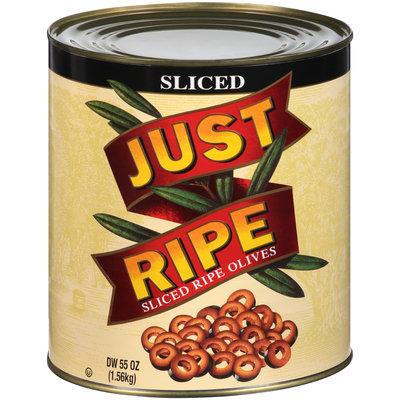 Musco Family Just Ripe Sliced Ripe Olives
