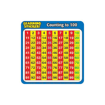 Teachers Friend Counting To 100 4in Learning