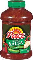 Pace® Mild Chunky Salsa 64 oz. Jar