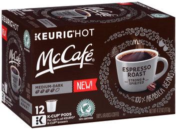 McCafe Espresso Roast Coffee K-Cup® Pods 12 ct Box