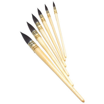 Winsor & Newton Winsor and Newton Series 150 Bamboo Brushes 1