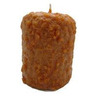 Starhollowcandleco Pumpkin Pie Pillar Candle Size: Hearth Fatty 5.5