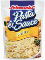 Schnucks Butter Pasta & Sauce 4.5 Oz Stand Up Bag